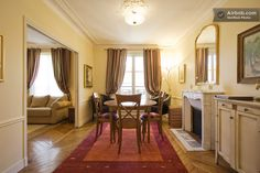 PARIS LEFT BANK/LUXEMBOURG GARDENS in Paris from $190 per night
