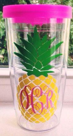 Cute summer cup