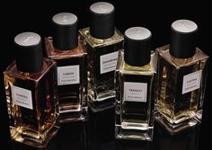 The house has interpreted five of its signature pieces into fragrances that look set to become timeless classics. Trench, reefer jacket, tux or safari jacket?