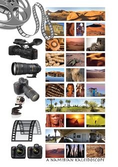 Capturing Namibia's beauty with high end photographic equipment.
