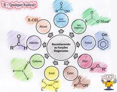 funcoes oxigenadas