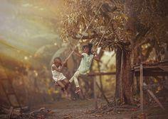 Un photographe jamaïcain capture la beauté et l'innocence de l'enfance | Buzzly