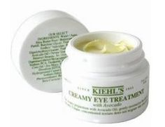 Avocado Eye Cream. This stuff is so rich and refreshing. Keep this in the refrigerator. The cold eye cream feels like heaven under my eyes.