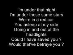 Strays Don't Sleep - Blue Skies - Lyrics
