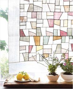 Korean patchwork jogakbo