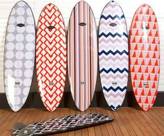Surfcraft boards by Coco Republic