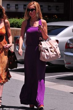 The Bachelorette Emily Maynard heads to lunch with friend looking glamorous as she prepares for career move to Hollywood