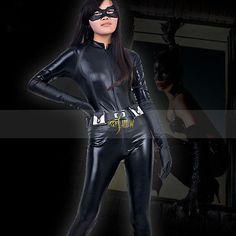 Catwoman Costume Xl