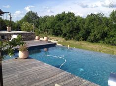 Wooden House & infinity Pool South France