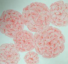 Zen Doodle, Zentangles, Hand Drawn, How To Draw Hands, Backgrounds, Doodles, Journal, Abstract, Artwork