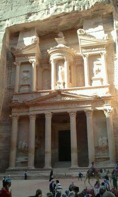 Jordanien - Petra 2012