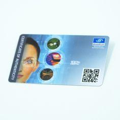 RFID ISO card