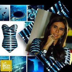 """e o tanto que a @Antonella Luciano estava linda na novela """"Em Família"""" ontem?! A personagem Clara usou o #bodymangalonga na estampa Bengal da @Lenny Niemeyer ! #emfamilia #gioanto #body #temqueter #nóstemospravocê #aquiéverãooanotodo #façabonitonoaraguaia #labronzato #modapraia #multimarcas #goiânia #goiás #brasil #feminino #masculino #infantil #biquini #maiô #sunga #chapéu #bolsa #férias #fimdesemana #praia #piscina #clube #araguaia #beachwear Follow: @Labronzato @lennyniemeyer"""