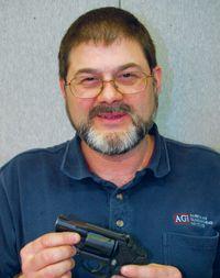 Maste Gunsmith Ken Brooks