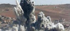 Estados Unidos realizó este miércoles un ataque aéreo contra objetivos del Estado Islámico cerca de la ciudad siria de Aleppo.