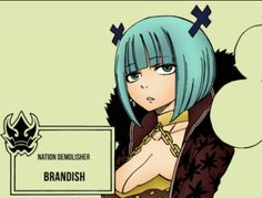 Brandish ~ Fairy Tail