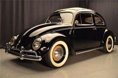 ..._1957 VW Beetle Ragtop