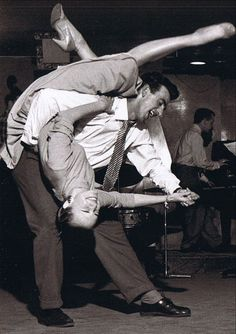 I wish we danced like this still instead of the overly sexual dances now-a days!
