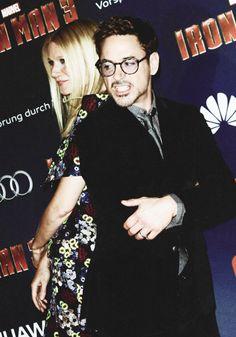 Gwyneth and Robert (2013)