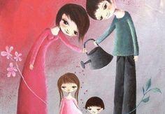 Los 15 principios de María Montessori para educar niños felices | lamenteesmaravillosa.com