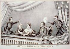 Abraham Lincoln's Assassination (April 14, 1865)