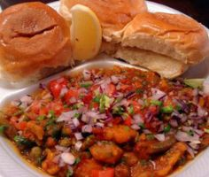 Pav Bhaji | Healthy Indian Recipes