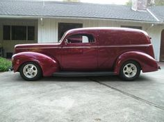 ◆Chopped 1940 Ford Sedan Delivery◆