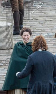 Filming S2