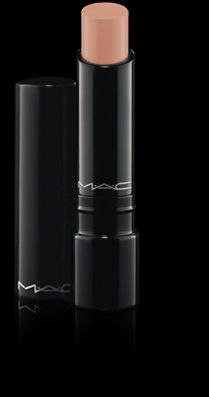 MAC Sheen Supreme Lipstick in Supremely Confident (pale nude). I'm ordering this as soon as the weather cools off (I don't want it to melt in the heat before it gets delivered to me!)