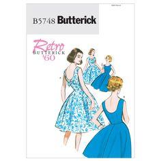 Mccall Pattern B5748 E5 (14-16--Butterick Pattern