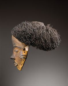 Pende Gambanda Mask, DR Congo http://www.imodara.com/item/dr-congo-pende-mbuya-village-mask-gambanda-young-woman-mask/