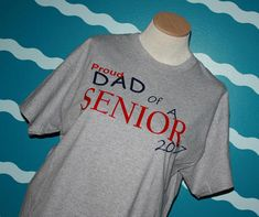 9883f304 Senior Dad t-shirt - Dad of a senior 2019 shirt - Proud Dad t-shirt -  graduation t-shirt for Dad - Proud Dad of a senior 2019 shirt