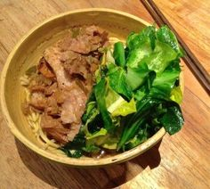 Five-Spice Pork Belly and Greens