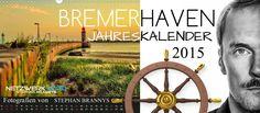 Bremerhaven Jahreskalender 2015.  Kalender mit Schwarzweiß-Fotos Kalender mit Farbfotos  Fotografien von Stephan Brannys, Fotokünstler, Journalist, Pressefotograf  http://www.netzwerknord.info/portfolio-item/stephan-brannysjahreskalender/
