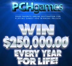 pch games www pchgames com win 250000 a year for life - PIPicStats Instant Win Sweepstakes, Online Sweepstakes, Win Online, Lotto Winning Numbers, Lotto Numbers, 10 Million Dollars, Win For Life, Winner Announcement, Lottery Winner