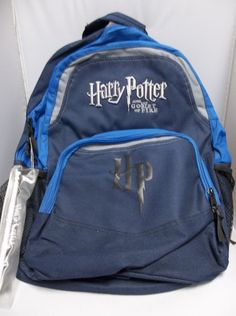 Harry Potter and the Goblet of Fire Backpack w/ Pencil and Holder