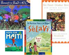 Kids Learn about Haiti- Books and More!