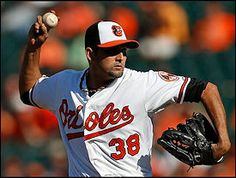 The Orioles announced Wednesday that they have traded one of their right-handed pitchers in exchange for a left-handed pitcher from Atlanta. Find out which players are being traded.
