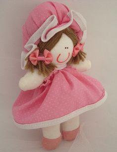 Boneca Moranguinho Baby-16 cm