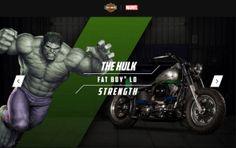 HD - Hulk - Força