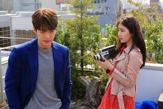 Suzy Drama, Uncontrollably Fond, Dream High, While You Were Sleeping, Kim Woo Bin, Im Sad, Kdrama, Coat, Poster
