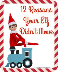 Reasons Elf Did not Move