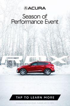 Acura Season Of Performance Event Rdx Acura Best Cars For Women Acura Rdx