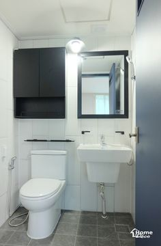 대전 아파트 리모델링 월평동 진달래 아파트/어은동 한빛 32평 아파트 인테리어 : 네이버 블로그 Toilet, Projects To Try, Environment, Mirror, Bathroom, Interior, Furniture, Home Decor, Houses