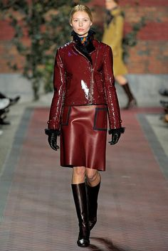 Tommy Hilfiger   Fall 2012 Ready-to-Wear Collection   Vogue Runway