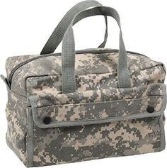 The Kids Army Digital Camo Mechanics Bags make a great bag for kids made of  sturdy canvas. Shop Fatigues Army Navy for kids army gear bags. 712968a987b08