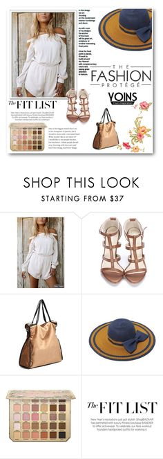 """""""28.YOINS"""" by amina-plava ❤ liked on Polyvore featuring yoins, yoinscollection and loveyoins"""