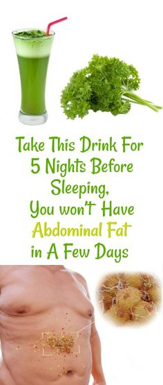 Won't Have Abdominal Fat