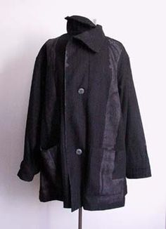 Plantation Flannel Jacket | Issey Miyake   | c.1980's
