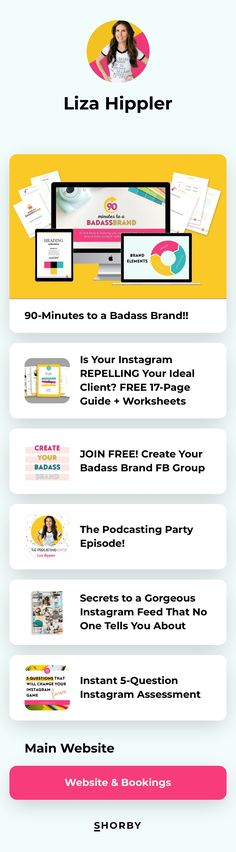 💖Helping you create a badass brand! 🌟Fun & easy DIY brand education🌟 🧡Customized personal brand photography! 👇90-Minutes to a Badass Brand! $37!👇 Photography Branding, Personal Branding, Instagram Feed, Worksheets, Create Yourself, Told You So, Social Media, Education, Art Online